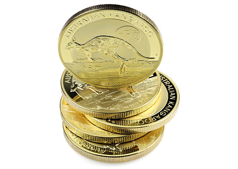 Cash Loan against gold coins